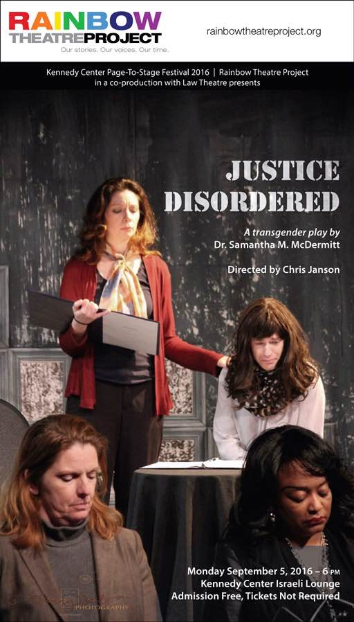 Justice Disordered
